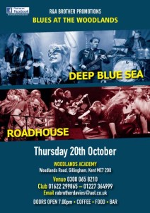 Deep Blue Sea  Roadhouse