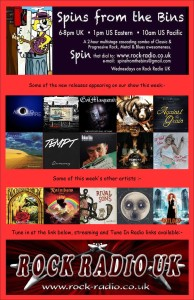 Spins Poster 13th July 2016
