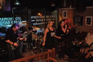 Roadhouse at the Blues Bar - Photo by Steve Dulieu