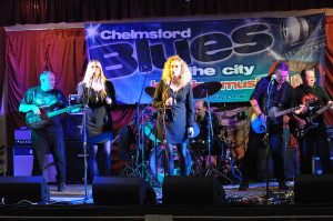 Blues In the City Festival - Picture by Steve Dulieu