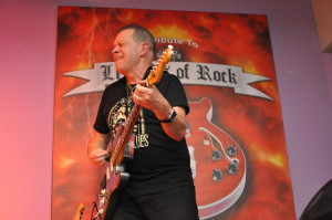 Gary at Legends of Rock
