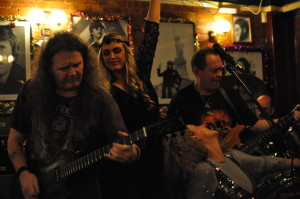 Roadhouse at the Cavern - Photo by Steve Dulieu